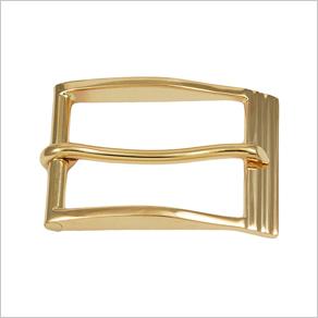 ベルトの金留具